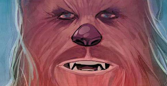 Chewbacca-ganha-minissérie-da-Marvel-Comics
