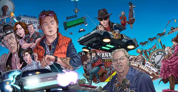 De Volta para o Futuro virará série em quadrinhos
