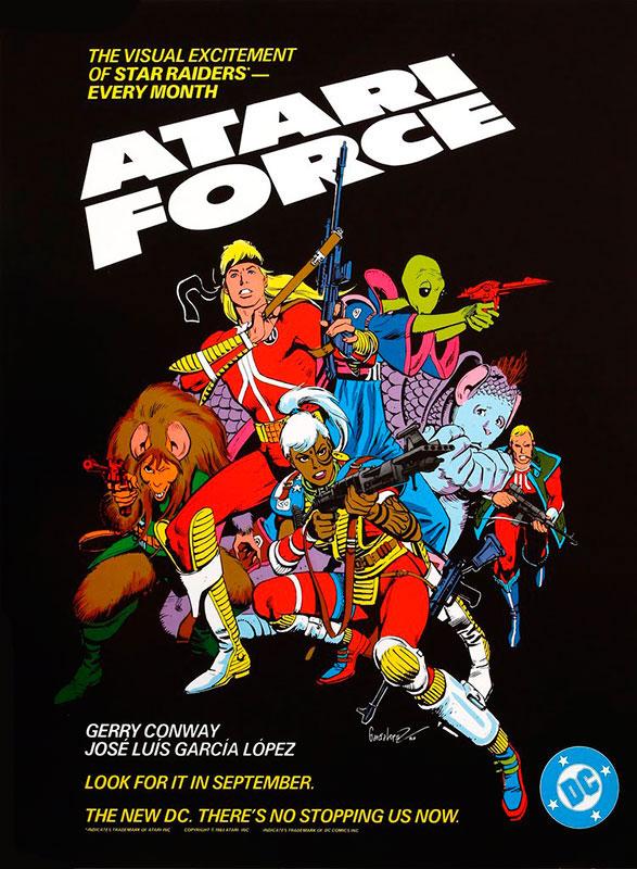 Dynamite-publicará-quadrinhos-com-personagens-do-Atari_capa