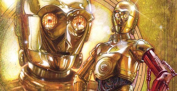 HQ contará origem do braço vermelho de C-3PO no novo Star Wars