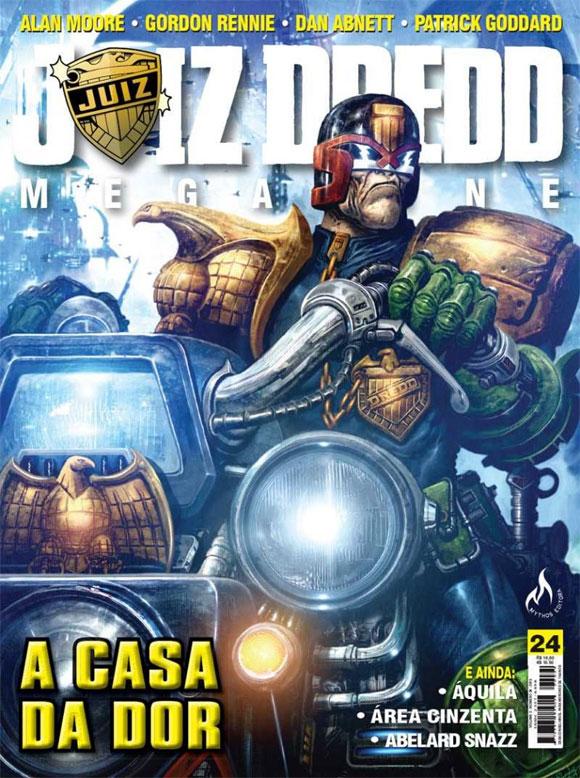 Mythos-cancela-a-revista-em-quadrinhos-Juiz-Dredd-Megazine_capa