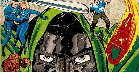 Quarteto Fantástico é tema da nova Coleção Histórica Marvel