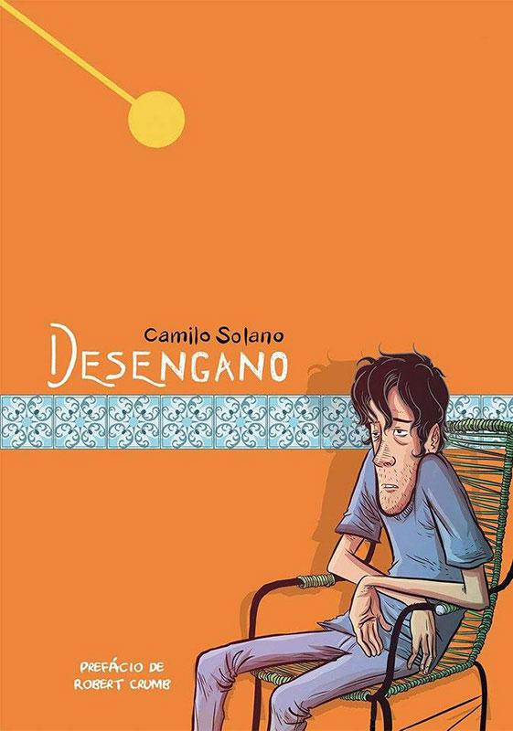 Novo álbum de Camilo Solano tem prefácio assinado por Robert Crumb