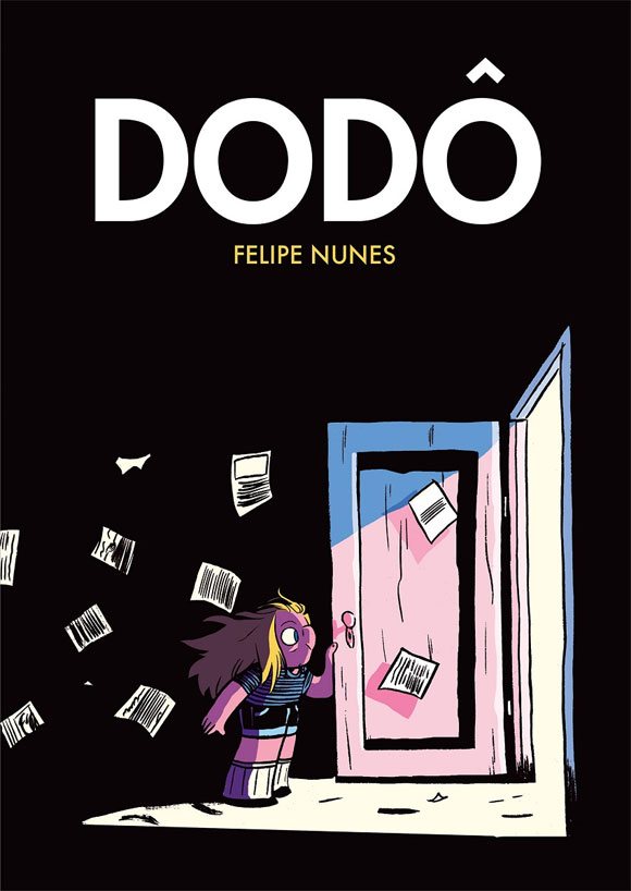Felipe-Nunes-lança-HQ-independente-Dodô_capa