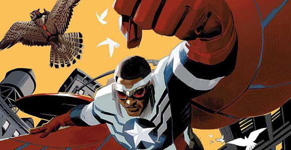 Sam-Wilson-decola-em-Capitão-America-#-1