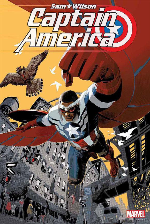 Sam-Wilson-decola-em-Capitão-America-#-1_capa