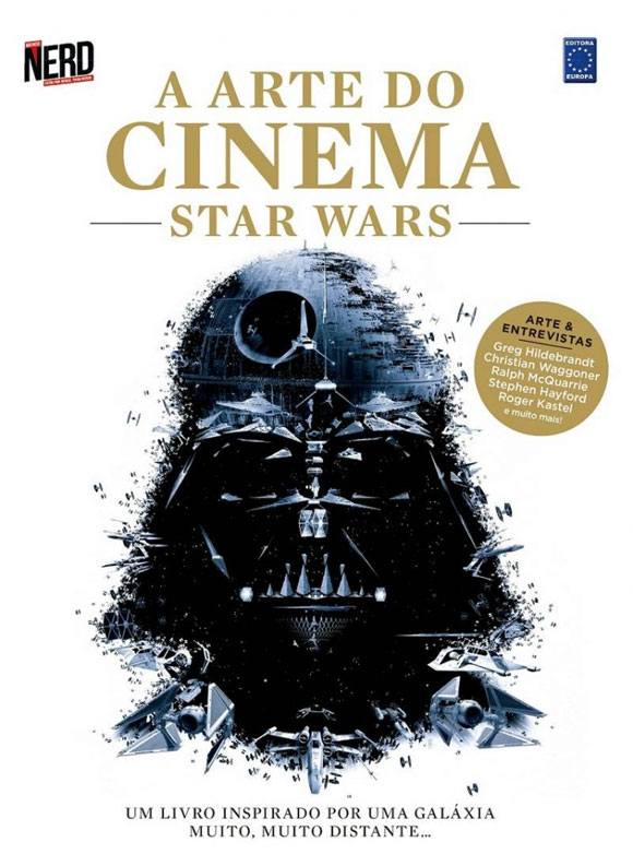 A-Arte-Do-Cinema-Star-Wars,-da-Editora-Europa,-está-à-venda_capa