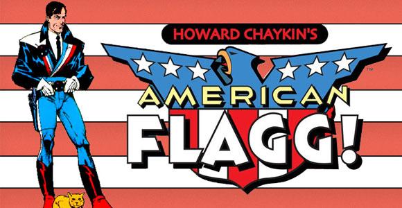 American Flagg!, da Mythos Editora, já está à venda