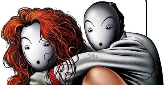 Os Invisíveis – Beijos para Quimper é o sexto volume da série
