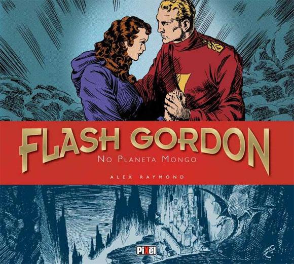 Pixel-Media-lança-coleção-histórica-de-Flash-Gordon,-da-Titan-Books_Capa