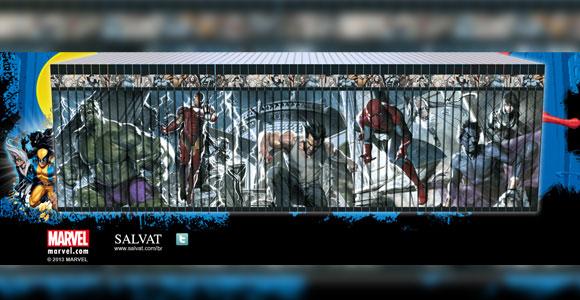 Salvat confirma mais 60 edições da coleção oficial de graphic novels da Marvel