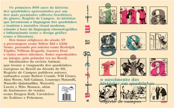 Lançamento da Veneta traz os primeiros séculos da história dos quadrinhos