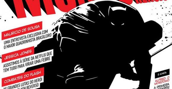 Frank-Miller-em-destaque-na-revista-Mundo-dos-Super-Heróis-#-73