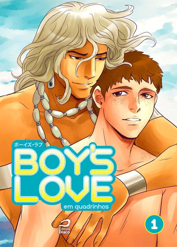 Boy's Love em Quadrinhos: novo lançamento da Editora Draco
