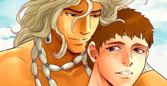 Boys-Love-em-Quadrinhos-novo-lançamento-da-Editora-Draco
