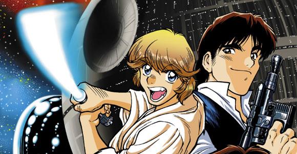 Editora-Abril-lançará-Star-Wars-em-versão-mangá