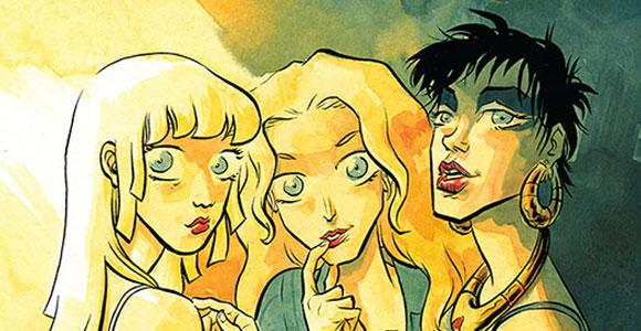 Neil-Gaiman,-Fábio-Moon-e-Gabriel-Bá-juntos-em-nova-graphic-novel