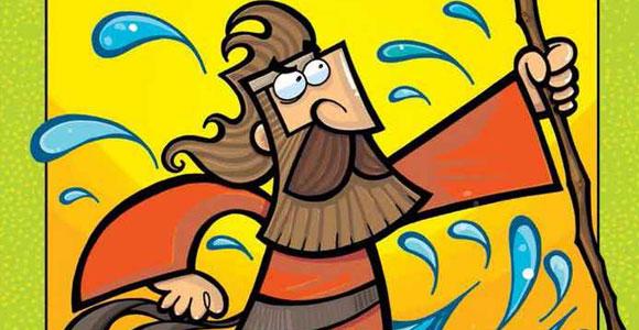 João-Marcos-lança-Moisés-–-A-história-bíblica-em-quadrinhos