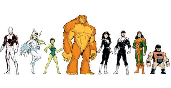 Tropa-Alfa-está-de-volta-aos-quadrinhos-da-Marvel
