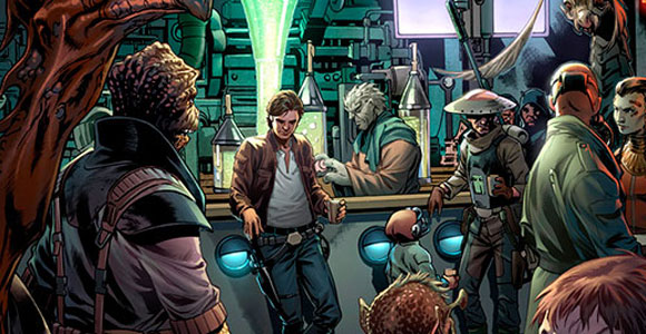Marvel-publicará-minissérie-de-Star-Wars-estrelada-por-Han-Solo