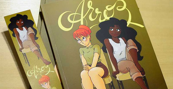 Revista-independente-Arroz,-de-Alexandra-Presser,-está-à-venda