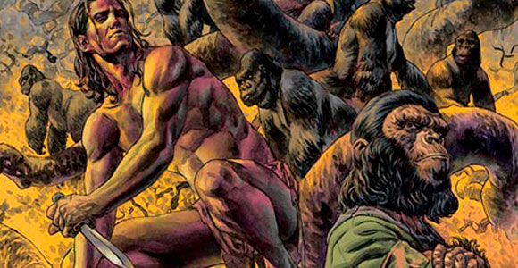 Tarzan-visitará-o-Planeta-dos-Macacos-nos-quadrinhos