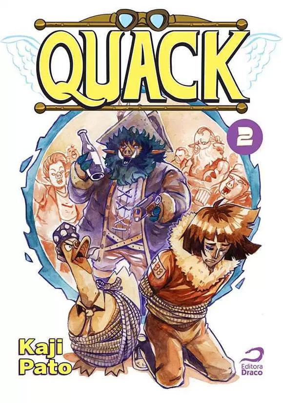Quack-2-e-Dracomics-Shonen,-lançamentos-da-Editora-Draco_capa