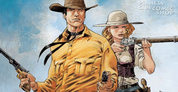 Segundo-volume-de-Tex-Graphic-Novel-tem-arte-de-Mario-Alberti