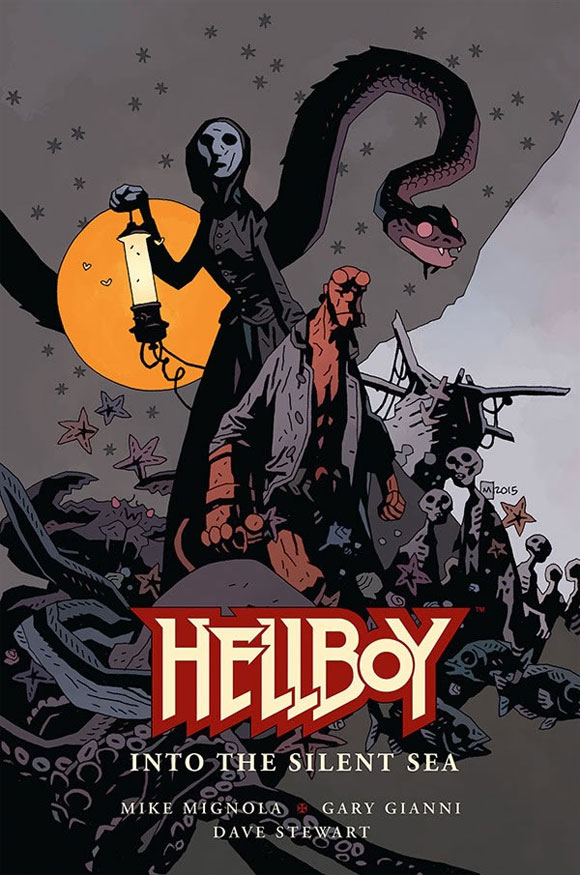 Nova-graphic-novel-do-Hellboy
