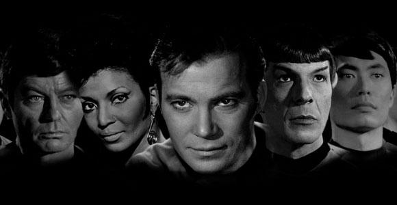 Star Trek: Guia da saga traz material exclusivo sobre os 50 anos de Jornada nas Estrelas