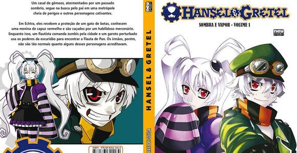 Hansel & Gretel é o novo lançamento da editora NewPopcamento-da-editora-newpop