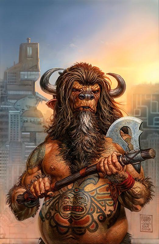 Deuses Americanos, de Neil Gaiman, ganhará versão em quadrinhos