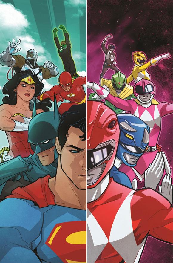 liga-da-justica-e-power-rangers-se-encontrarao-nos-quadrinhos_capa