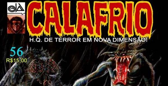 revista Calafrio | Mania de Gibi:Gibis, HQs, Revistas em ...