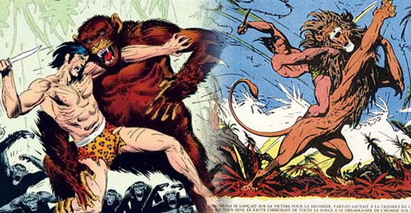 Tarzan de Burne Hogarth